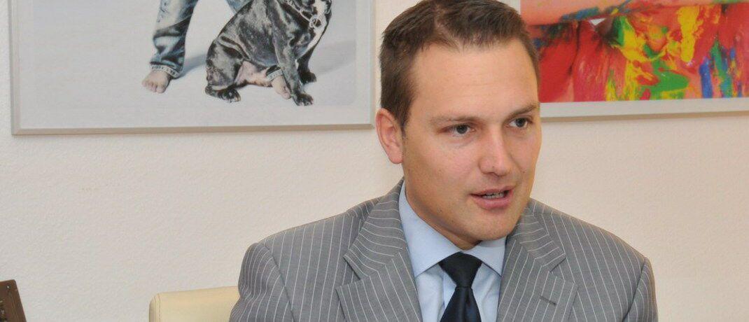 Guido vom Schemm ist Geschäftsführer des Vermögensverwalters GVS Financial Solutions aus Dreieich.|© GVS Financial Solutions