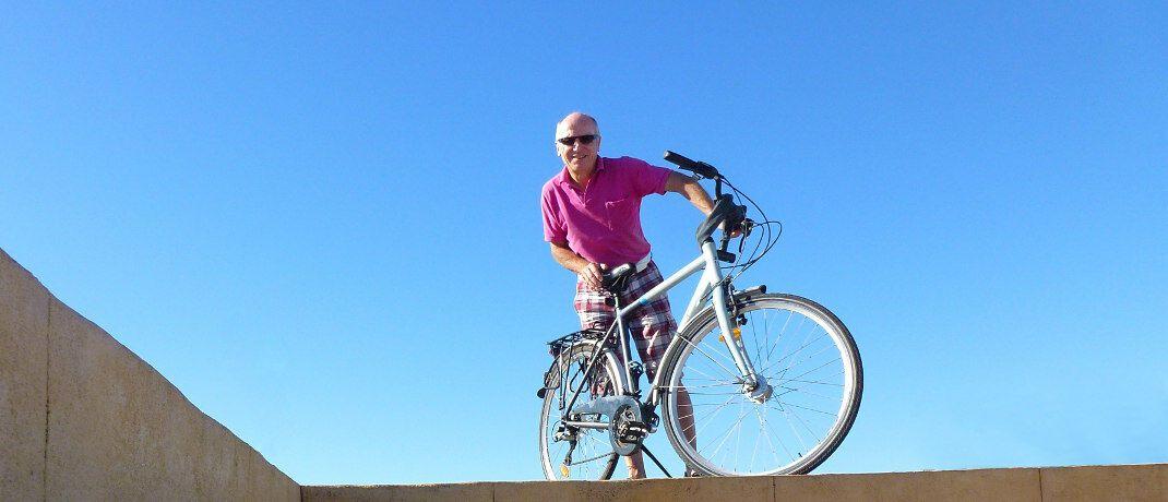 Radfahren ist ein beliebter Seniorensport: Deutschlands Versicherungsvertrieb könnte bei dieser Kundengruppe eine bessere Leistung bringen.|© Rainer Sturm / <a href='http://www.pixelio.de/' target='_blank'>pixelio.de</a>