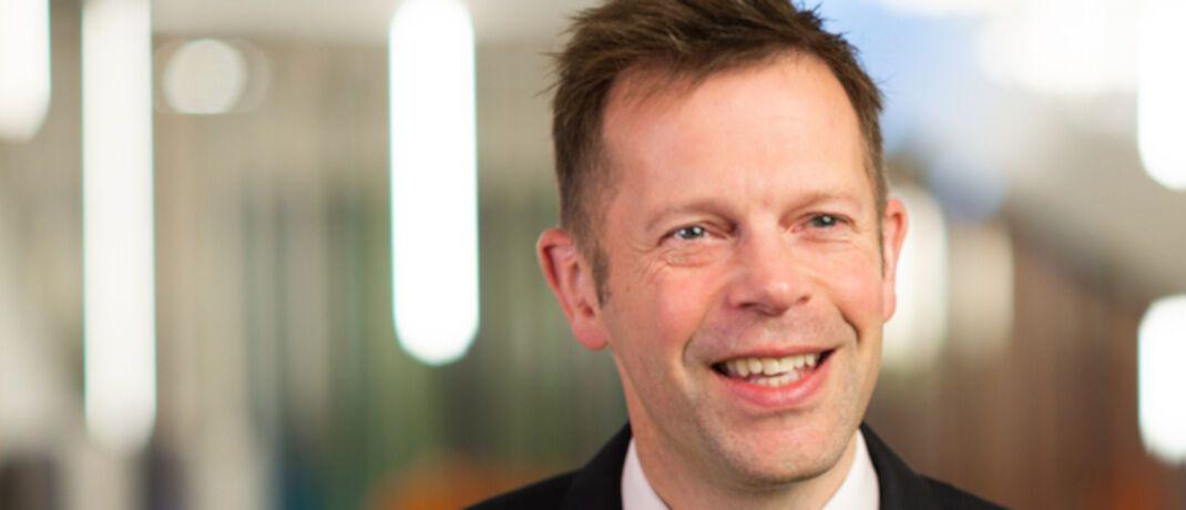 Alistair Way, Leiter des Bereichs Schwellenmarktaktien bei Aviva Investors. |© Aviva Investors