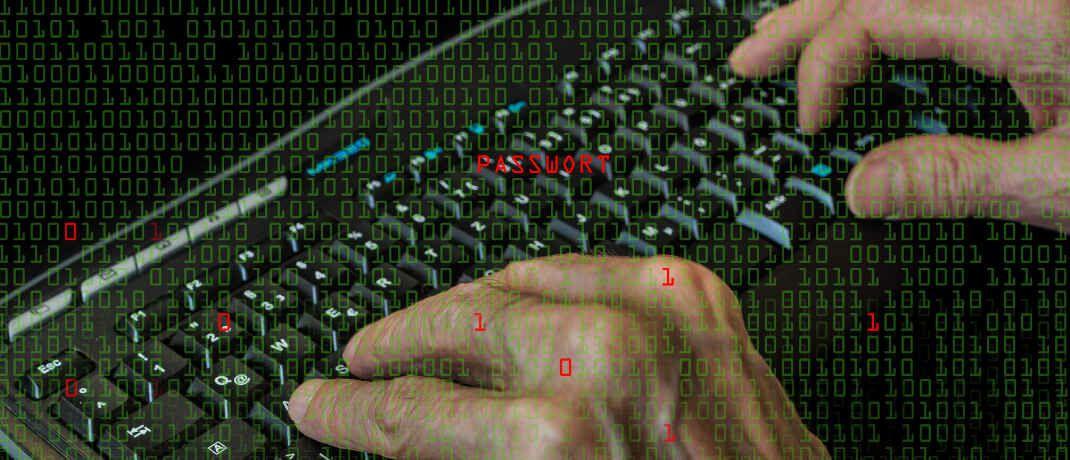 Hacker versuchen, Passwörter zu knacken: Der auf Gewerbekunden abzielende Versicherungsschutz vor Cyberattacken war am Dienstag eines der Themen auf dem 16. Kölner Rückversicherungs-Symposium.|© Bernd Kasper / <a href='http://www.pixelio.de/' target='_blank'>pixelio.de</a>