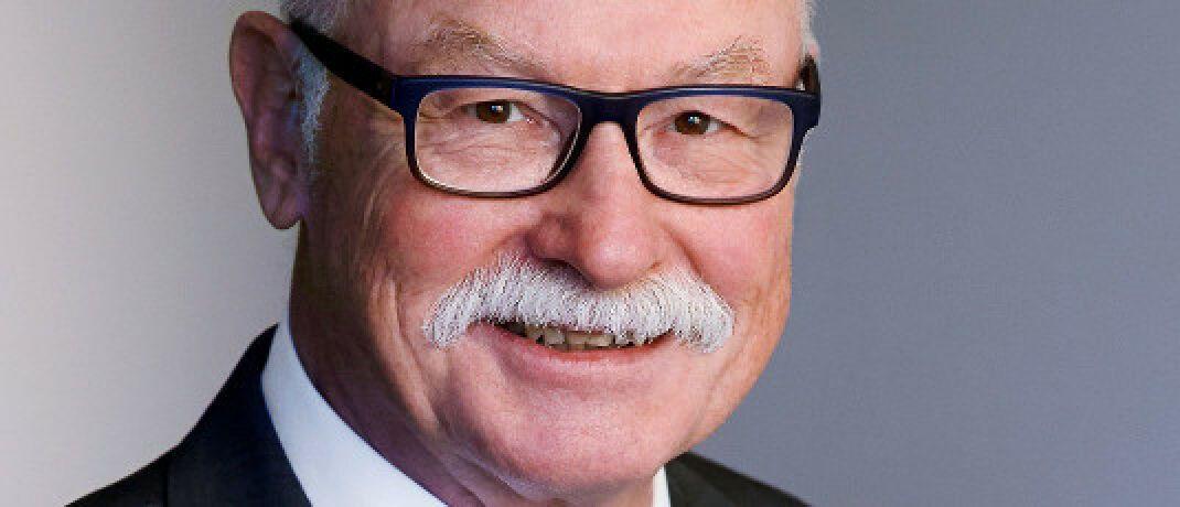 Assenagon-Chefvolkswirt Martin Hüfner. Er hält den DIenstleistungssektor für unterschätzt..|© Assenagon