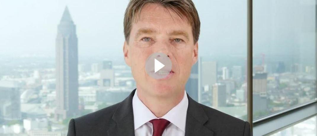 Martin Lück, Chef-Investmentstratege bei BlackRock|© BlackRock