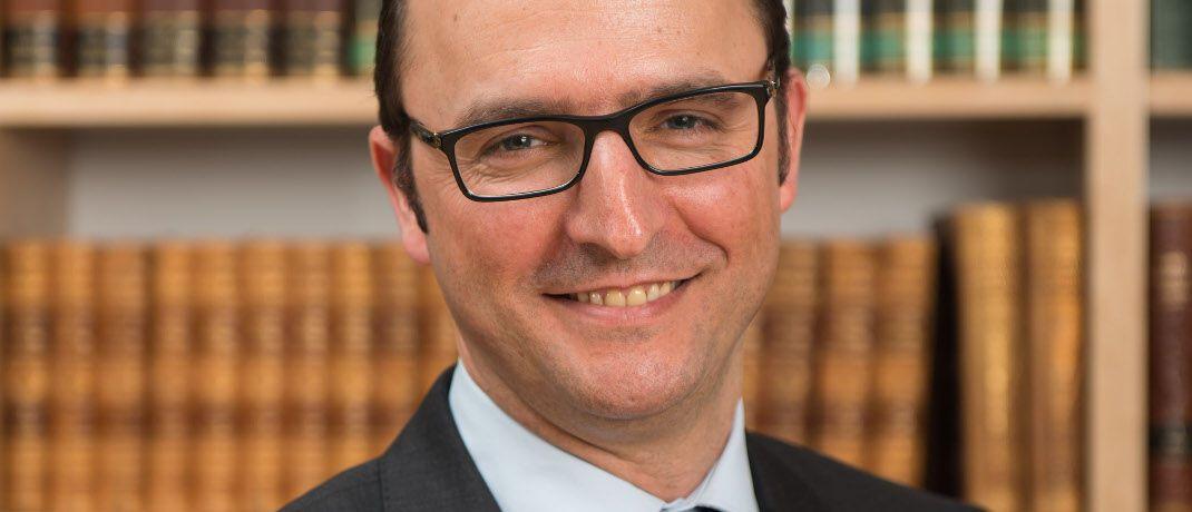 Michael Reuss ist geschäftsführender Gesellschafter der Huber, Reuss & Kollegen Vermögensverwaltung in München.|© Huber, Reuss & Kollegen
