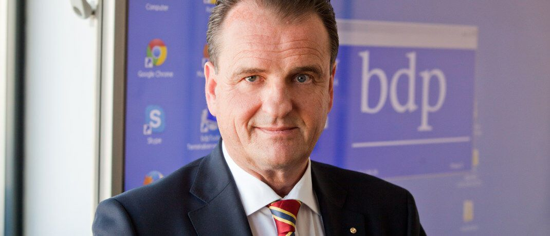 Michael Bormann ist Gründungspartner bei der Sozietät Bormann Dement & Partner (BDP).|© BDP