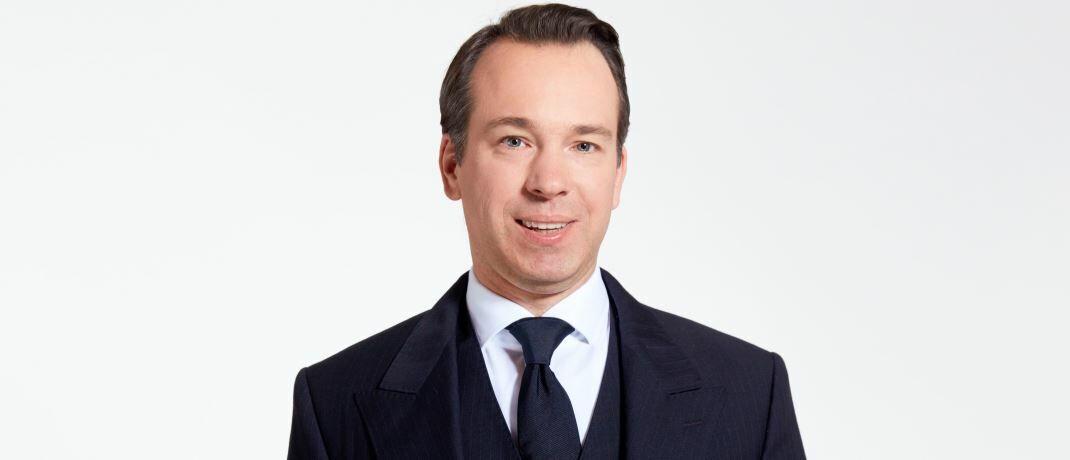 Christian von Engelbrechten, Fondsmanager des Fidelity Germany Fund|© Fidelity