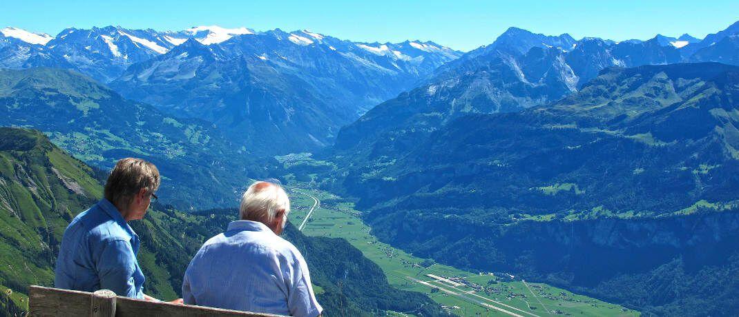 Zu zweit den Lebensabend genießen: Viele Deutsche scheitern daran, ohne Hilfe eines Vermittlers fürs Alter vorzusorgen.|© Joujou / <a href='http://www.pixelio.de/' target='_blank'>pixelio.de</a>