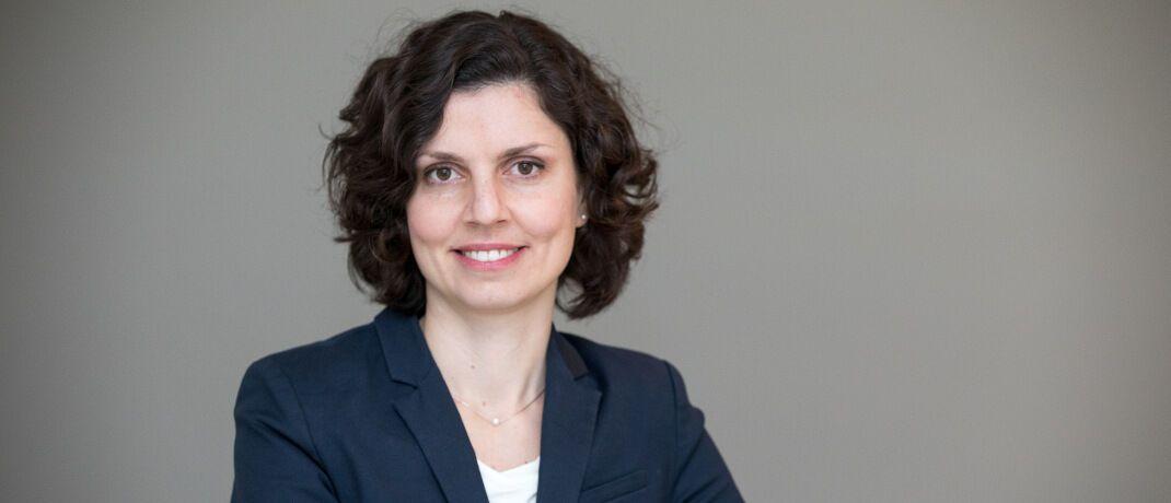 Galina Kolev, Senior Economist und Leiterin der Forschungsgruppe Gesamtwirtschaftliche Analysen und Konjunktur beim Institut der deutschen Wirtschaft.|© Institut der deutschen Wirtschaft