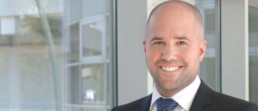 Sven Hildebrandt, Geschäftsführer und Partner bei DLC Distributed Ledger Consulting.|© DLC Distributed Ledger Consulting