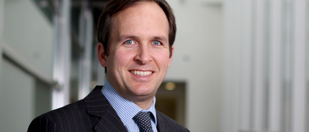Hamish Chamberlayne ist leitender Portfoliomanager des Horizon Global Sustainable Equity Fund.