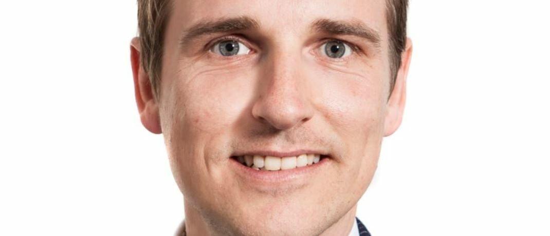 """Robeco-Fondsmanager Jan Sytze Mosselaar: """"Der stark zyklische deutsche Markt weist ein durchschnittliches Bewertungsniveau auf."""" © Robeco"""