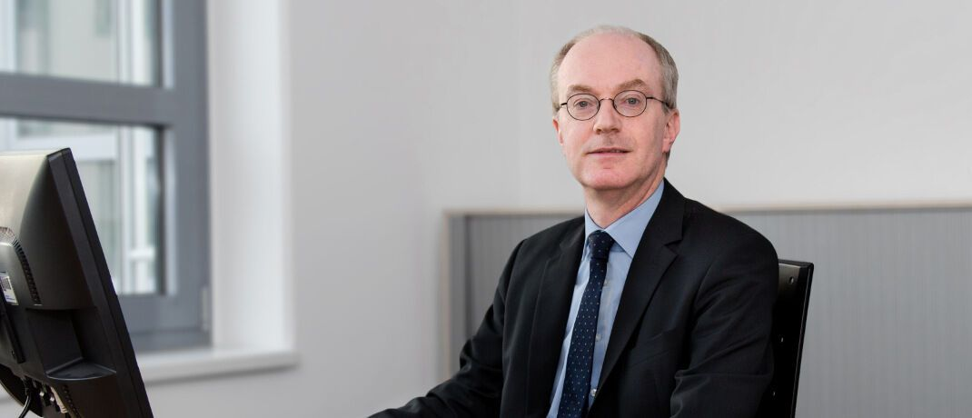 Friedrich Heinemann, Leiter des Forschungsbereichs