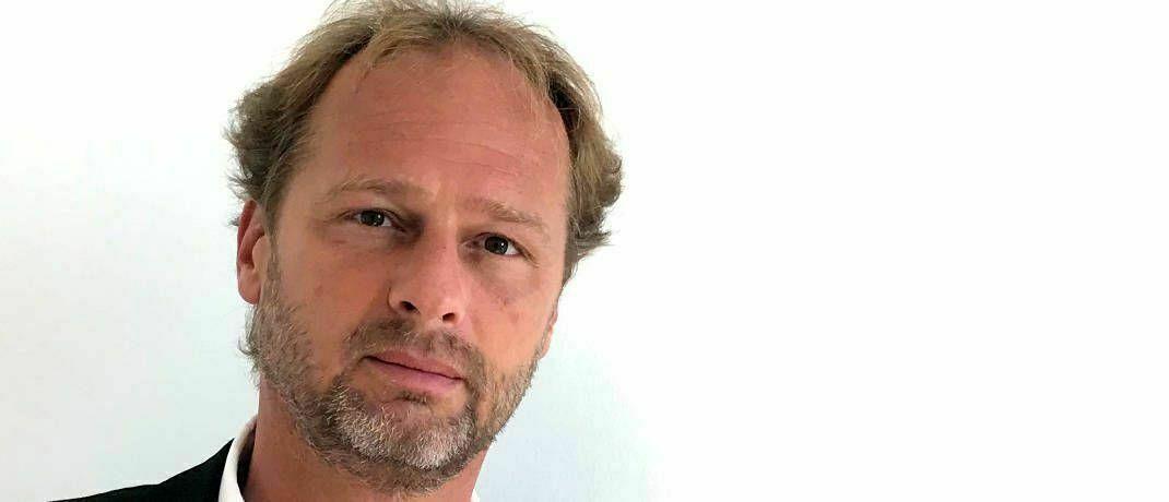 Chainberry-Chef Karsten Müller sieht Kreditinstitute vor schweren Zeiten