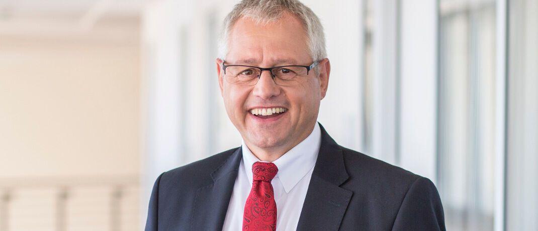Roland Roider: Der 56-Jährige übernimmt im Vorstand der Haftpflichtkasse das Amt des Vorsitzenden von Karl-Heinz Fahrenholz.|© Die Haftpflichtkasse VVaG