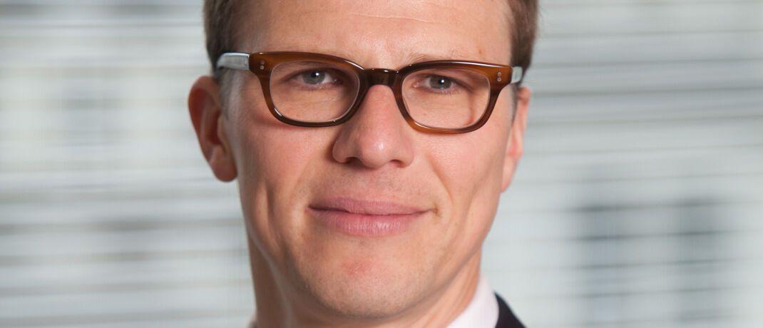"""Holger Mertens: Der leitende Portfoliomanager Global Credit beim Tokioter Asset Manager Nikko erklärt: """"Investments beginnen immer mit einer tiefgehenden Kreditwürdigkeitsprüfung."""" © Nikko Asset Management"""