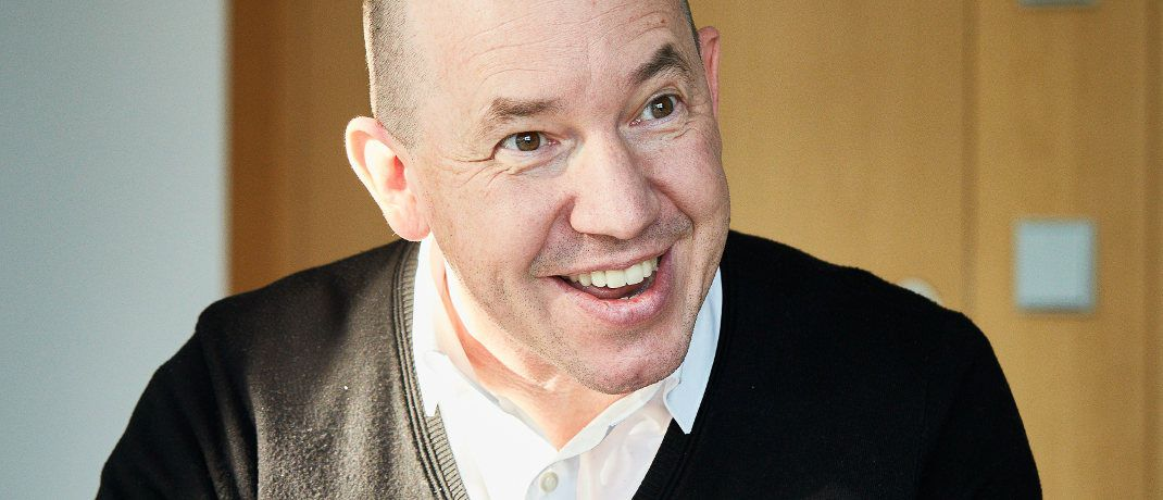Volker Schilling ist Vorstand von Greiff Capital Management. Das Freiburger Finanzhaus bietet seit Neustem auch Fonds-Vermögensverwaltung an. |© Robert Schlossnickel