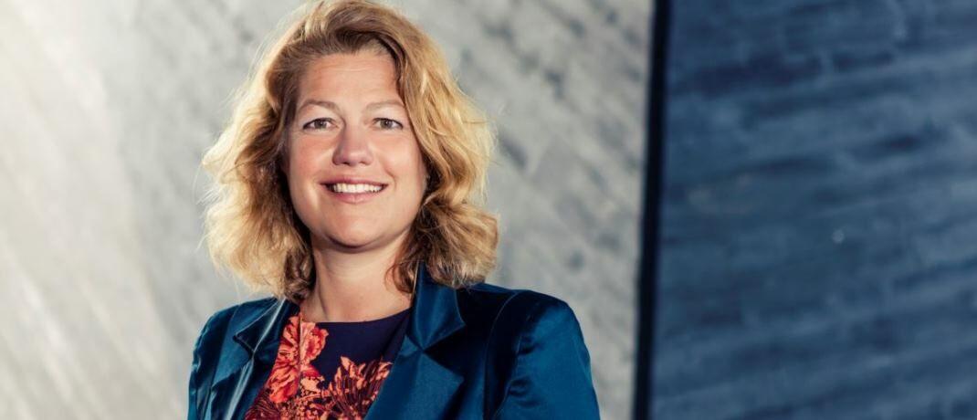 """Robeco-Expertin Masja Zandbergen: """"Die Integration von Nachhaltigkeit kann zu besseren Anlageentscheidungen führen."""""""