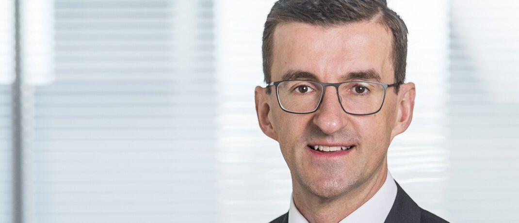 Benjardin Gärtner, Leiter Portfoliomanagement Aktien und Mitglied des Investmentkomittees bei Union Investment|© Union Investment