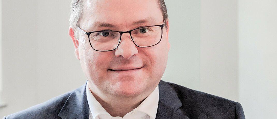 Markus Richert ist Finanzplaner bei Portfolio Concept Vermögensmanagement in Köln. © Portfolio Concept