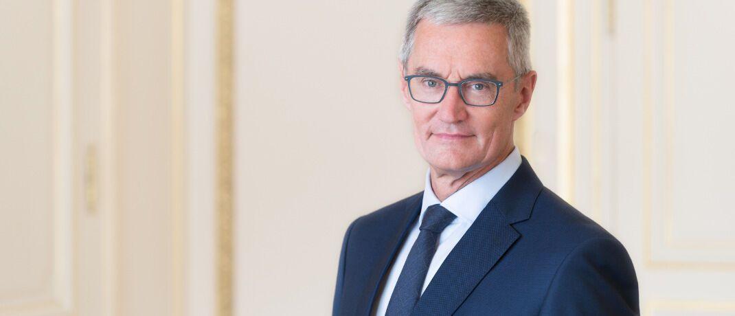 Didier Saint-Georges ist Mitglied des Investmentkomitees beim französischen Fondshaus Carmignac.