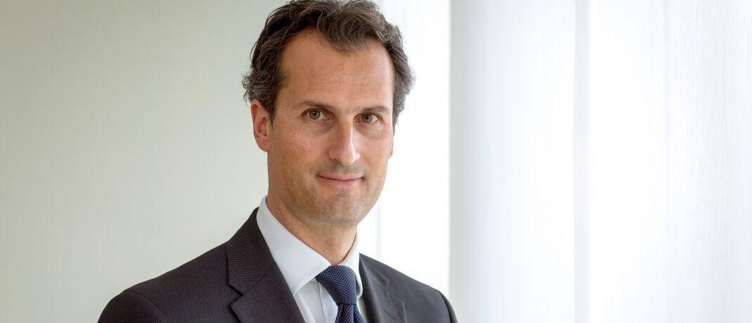 Luciano Diana, Head of Environmental Strategies bei Pictet AM. Bis 2020 sollen die CO2-Emissionen der Pictet-Gruppe pro Mitarbeiterin und Mitarbeiter um 40 Prozent gesenkt werden. |© Pictet Asset Management