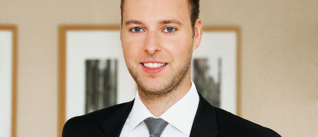 René Kerkhoff managt den DJE Mittelstand & Innovation seit Anfang 2018.|© DJE