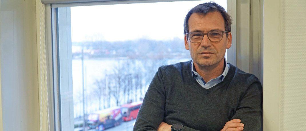 Hartmut Giesen ist im Bereich Fintech-Geschäftsentwicklung bei der Sutor Bank tätig.