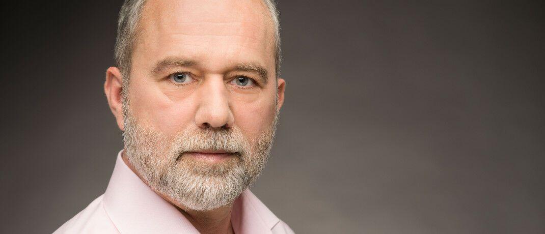 Uwe Zimmer, Geschäftsführer bei Fundamental Capital in Köln.