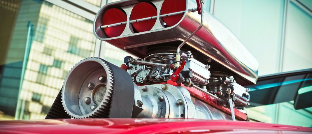 Turbo: Wie beim Auto können Versicherte bei manchen Indexpolicen mehr Gas geben. Doch damit steigt auch das Risiko. © Pixabay