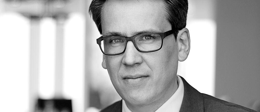 Björn Block, Investment Officer bei Marcard, Stein & Co.