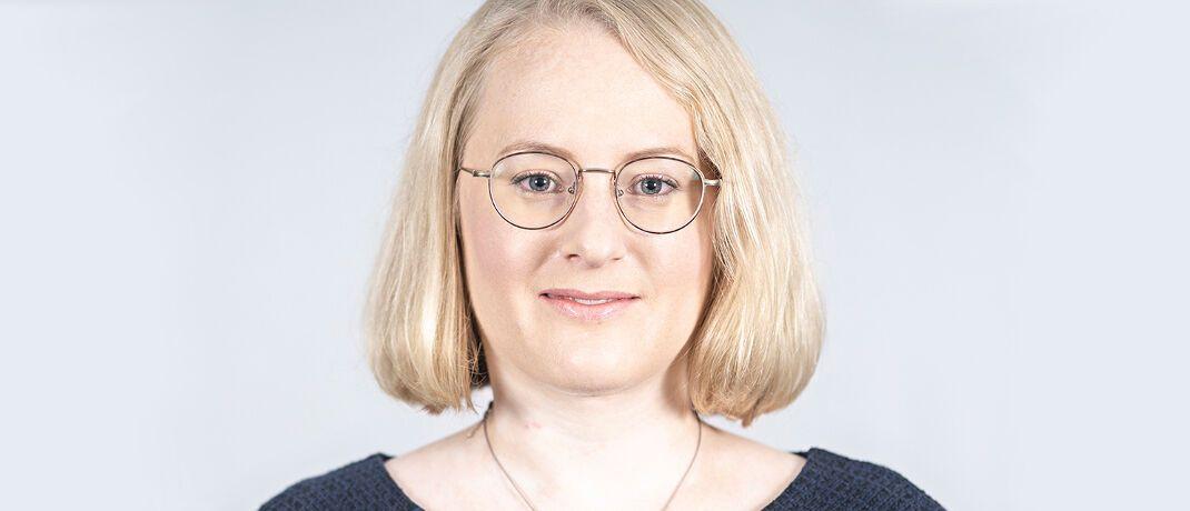 Anna Hammerschmid: Die wissenschaftliche Mitarbeiterin am DIW hat an der Universität Mannheim promoviert. 2011/2012 war sie Gaststudentin an der University of California, Berkeley.|© DIW Berlin