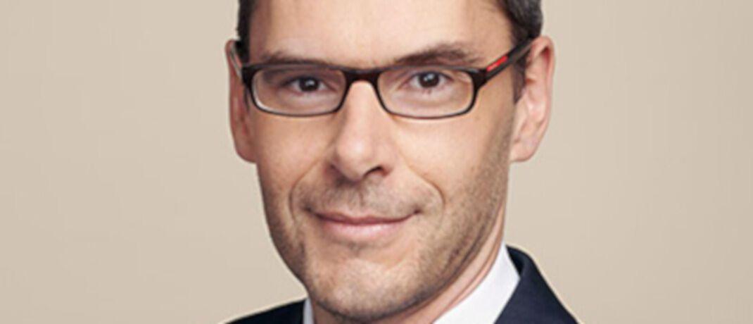Nicolas Calcoen, neuer Efama-Präsident und stellvertretender Generaldirektor bei Amundi.