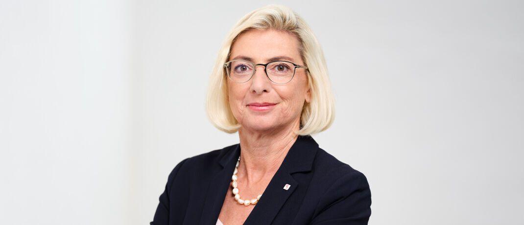 Elisabeth Stadler: Die Vorstandsvorsitzende führt seit drei Jahren den Wiener Versicherer VIG.|© Vienna Insurance Group