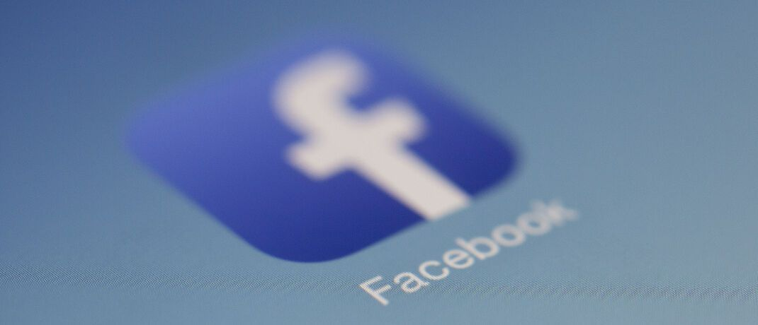 Facebook-App auf einem Smartphone: Der von Mark Zuckerberg geführte US-Technologieriese hat eine eigene Kryptowährung angekündigt.|© Pixabay