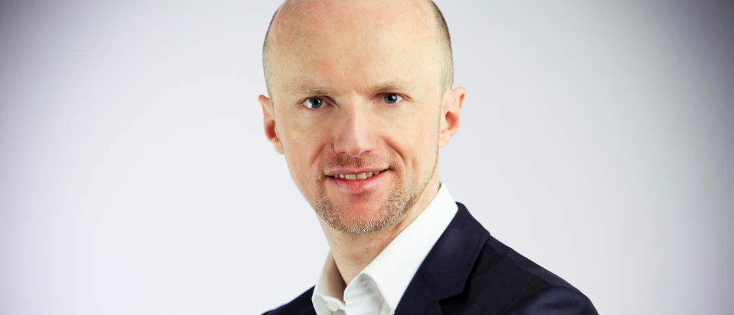 Mit Tigerente und Bär gegen Disney & Co.: Stephan Hornung, Geschäftsführer von Discover Capital. © Discover Capital