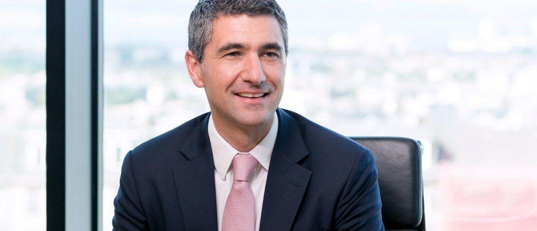 Iain Campbell ist Investmentmanager bei der schottischen Investmentgesellschaft Baillie Gifford.