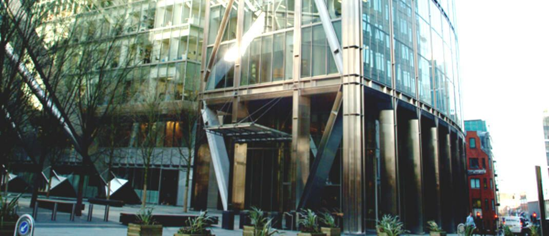 Blick auf den Sitz von Janus Henderson in London. Der Asset Manager gab jetzt die Schließung seines Fonds Credit Alpha bekannt. |© DAS INVESTMENT