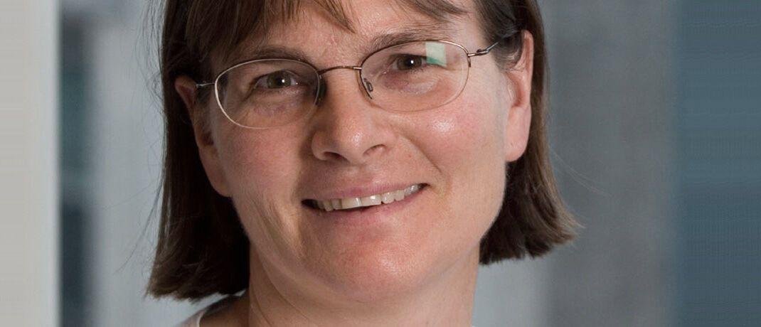 Anne Marden ist Co-Portfoliomanagerin der Global-Healthcare-Strategie bei J.P. Morgan Asset Management in London. Seit mehr 30 Jahren ist sie als Expertin für den Gesundheitssektor tätig.|© J.P. Margan AM