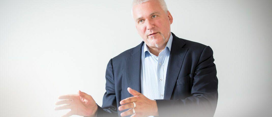 Axel Kleinlein ist Vorstandssprecher beim Bund der Versicherten (BdV).