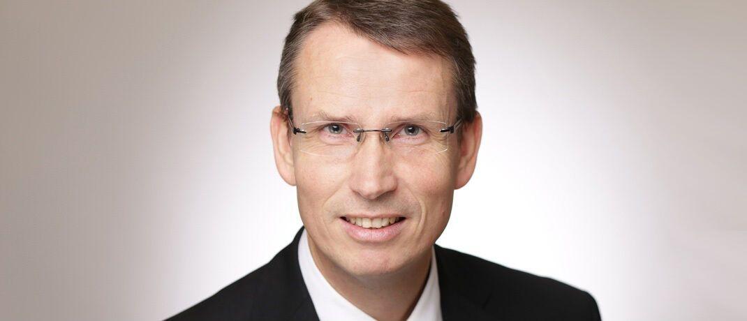 Ralf Hölscher ist seit 2013 für die Heemann Vermögensverwaltung tätig. |© Heemann VV