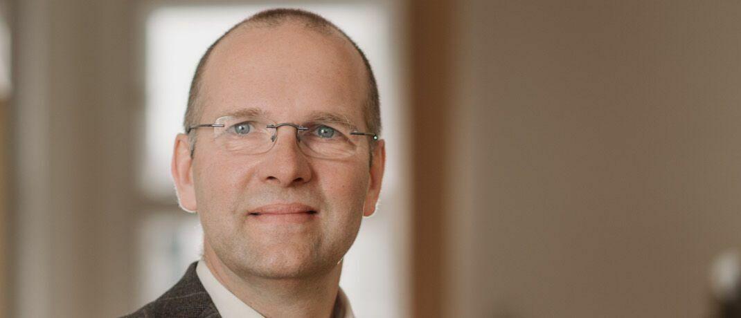 Uwe Günther, Geschäftsführer der BPM - Berlin Portfolio Management
