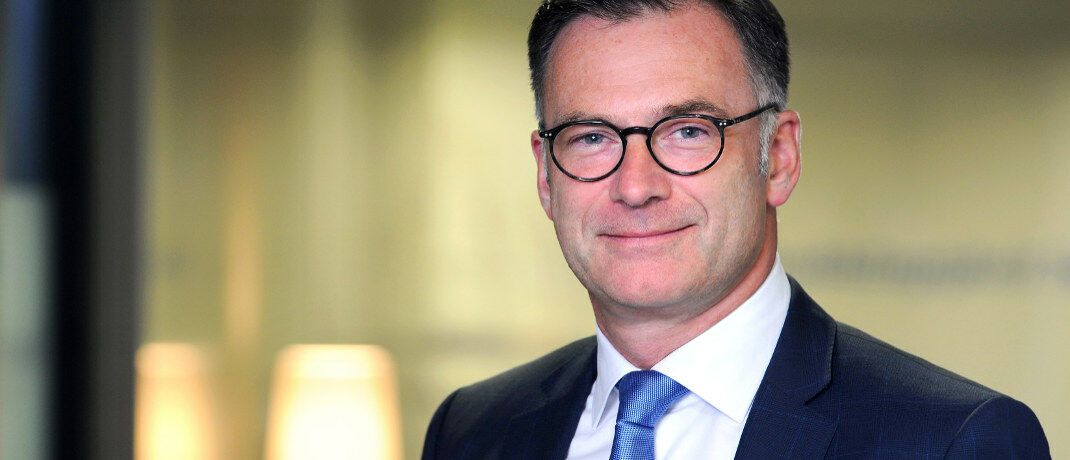 Thomas Buckard Vorstand beim Vermögensverwalter MPF.|© MPF AG