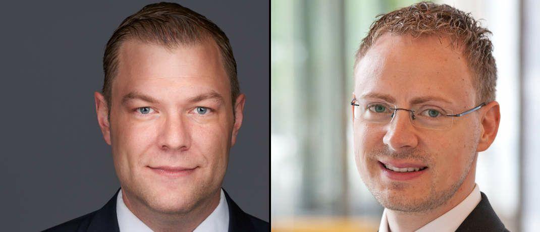 Neu bei Bantleon: Michael Hess (links) und Jörg Angelé|© Bantleon
