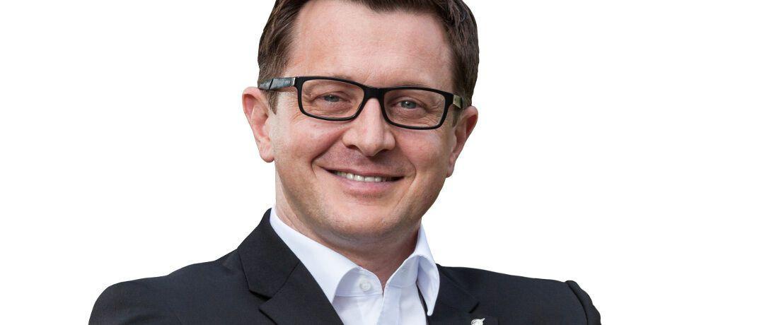 Christian Schwalb ist Gründer und erster Vorsitzender des Vereins