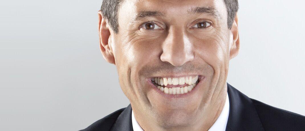 Rolf Schünemann ist Vorstand beim Oberurseler Maklerpool BCA.