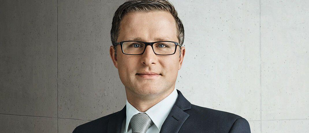 Stefan Breintner, neuer Co-Manager der DJE-Dividendenfonds |© DJE