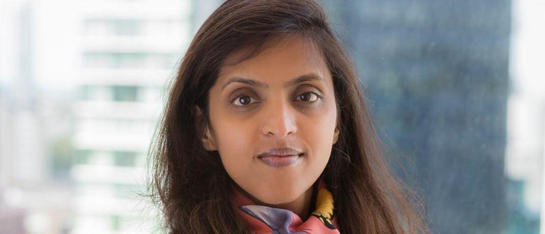 """Supriya Menon, Senior Multi Asset Strategist, Pictet Asset Management: """"Die Entschuldungs-Story hat sich als Mythos erwiesen. Es gibt nicht weniger Schulden, sie haben sich nur in einen anderen Wirtschaftsbereich verlagert."""""""