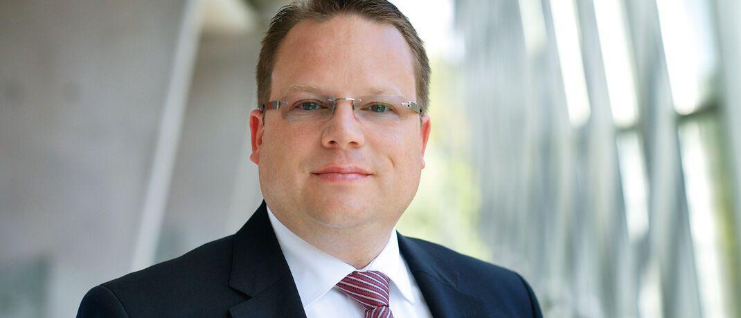 Verlässt UBS Asset Management: Vertriebsexperte Martin Stenger |© Fidelity