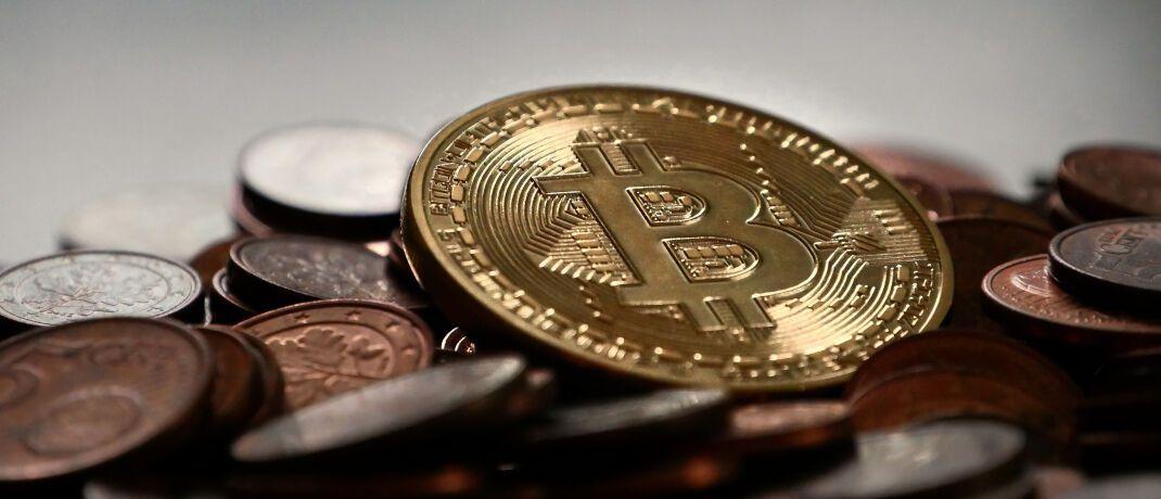 Symbolische Bitcoin-Münze: Anleger hoffen 2020 auf Kurssprünge © Pexels