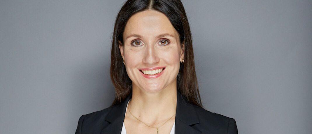 Julia Palte: Die Unternehmensberaterin sieht bei vielen Ausschließlichkeits-Organisationen (AO) deutscher Versicherer Reformbedarf.|© EY Innovalue