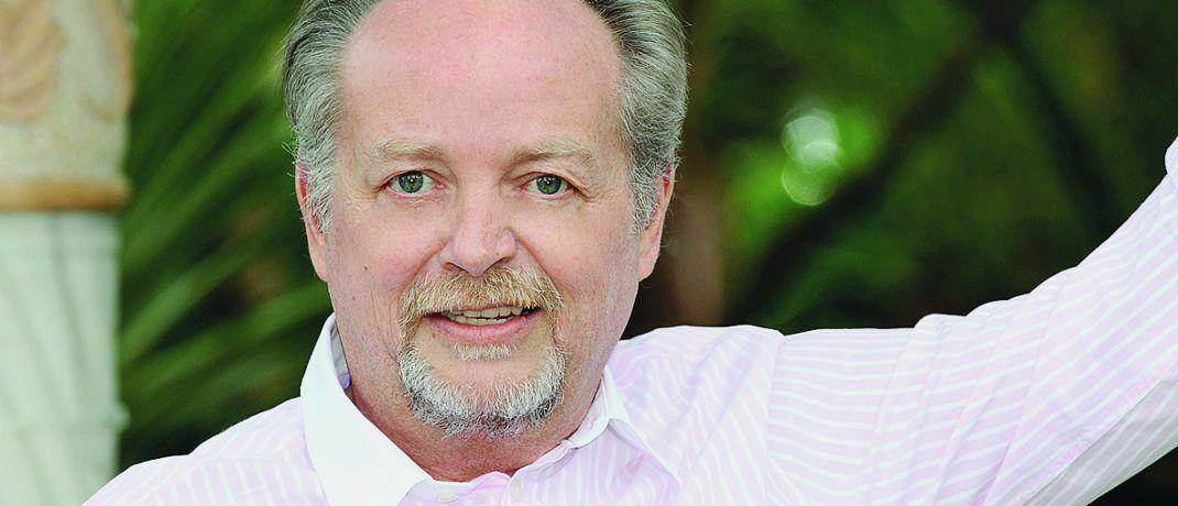 Ulrich Harmssen, Direktor Investmentfonds beim Maklerpool Apella